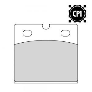 FERODO FDB108 CP1 CERAMIC RACING PADS FA18