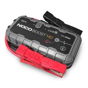 NOCO HD 2000A LITHIUM JUMP START GB70