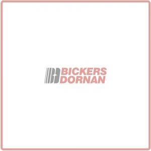 HELMET NITRO MX700 JUNIOR BLK/RED LARGE