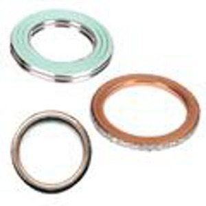 GASKET EX  PIPE  VE4009   (SINGLES)  END OF LINE