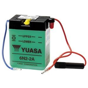 YUASA BATTERY 6N22A DC (CASE 10)