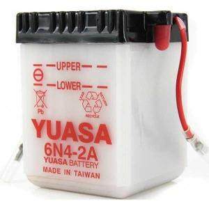 YUASA BATTERY 6N42A  DC  (CASE 10)