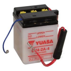 YUASA BATTERY 6N42A4 DC  (CASE 10)