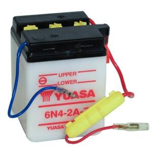 YUASA BATTERY 6N42A7 DC  (CASE 10)