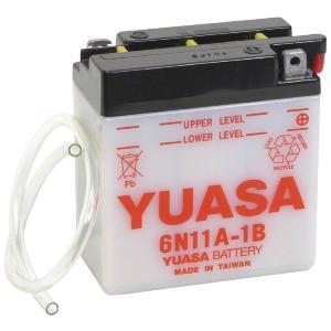 YUASA BATTERY 6N11A1B DC  (CASE 10)