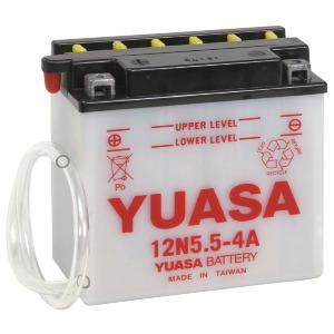 YUASA BATTERY 12N554A DC (CASE 10)