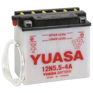 YUASA BATTERY 12N554A DC