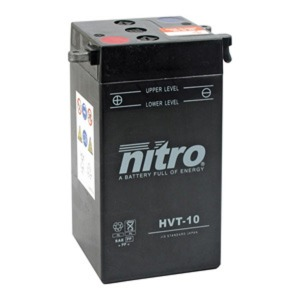 NITRO BATTERY HVT 10 (YB2-6) AGM open without acid HD OE 66006-29-6V (CASE 4)