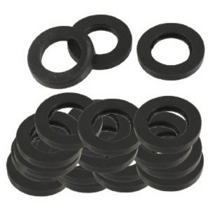 WASHERS-RUBBER-6mm PER 20