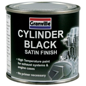 GRANVILLE CYLINDER BLACK 100ML - EACH