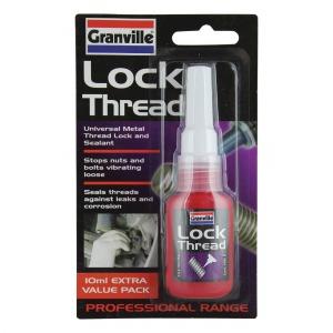 GRANVILLE LOCKTHREAD 3ML - PER 12