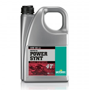 MOTOREX POWER SYN 4T 10/60 4 LT MA