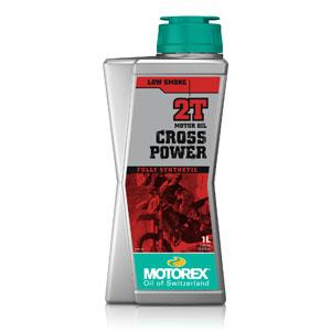 MOTOREX CROSSPOWER 2T 1LT FC/TC SYNTH