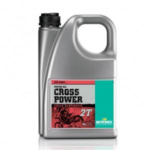 MOTOREX CROSSPOWER 2T 4 LT FC/TC SYNTH