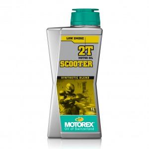 MOTOREX SCOOTER 2T 1 LT FC/TC