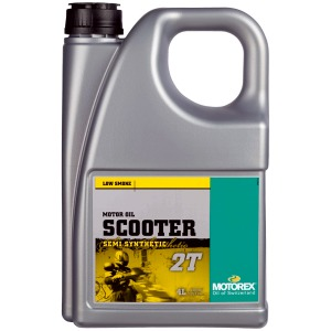 MOTOREX SCOOTER 2T 4 LT FC/TC