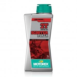 MOTOREX SCOOTER FORZA 2T 1 LT FC/TC