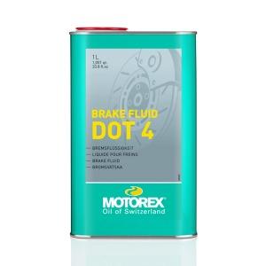 MOTOREX BRAKE FLUID DOT4 1 LT