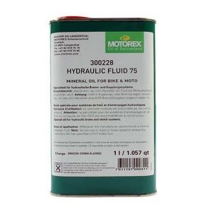 MOTOREX MINERAL HYDRAULIC FLUID 75 1 LT
