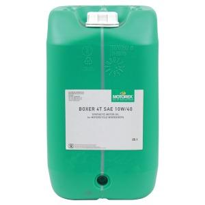MOTOREX A.C.SCHNITZER BOXER 4T 10/40 25 LT MA END OF LINE