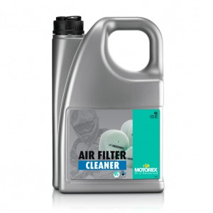 MOTOREX AIR FILTER CLEANER 4 LT
