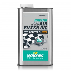 MOTOREX RACING BIO POWER FILTER OIL (TWINAIR) 1 LT