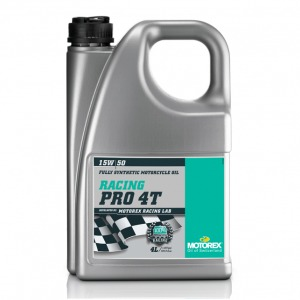 MOTOREX RACING PRO 4T 15/50 4LT