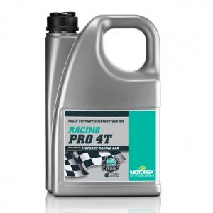 MOTOREX RACING PRO 4T 20/60 4 LT