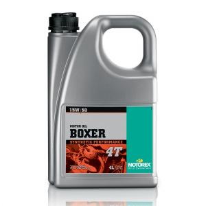 MOTOREX BOXER 4T 15/50 4LT