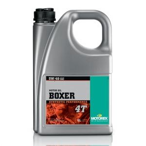 MOTOREX BOXER 4T 5/40 4LITRE MA2