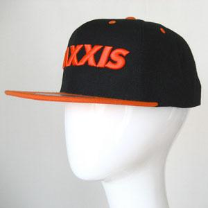 MAXXIS BASEBALL CAPS BLACK