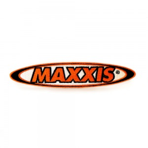 BADGES MAXXIS 30X150mm