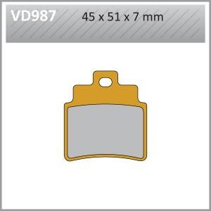 VES PAD S.MET-VD987 (FA355)