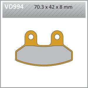 VES PAD S.MET-VD994 (FA306)