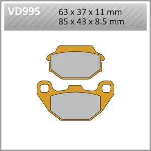 VES PAD VD995 (FA305/FA306)