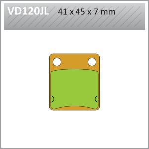 VES PADS SINT VD120JL FA54