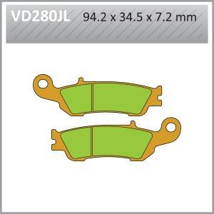 VES PADS SIN-VD280JL (FA450)