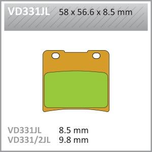VES PADS-SIN VD331JL (FA103)