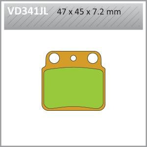 VES PADS SIN VD341JL (FA137)