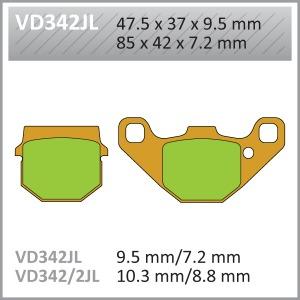 VES PADS SIN VD342JL (FA83)