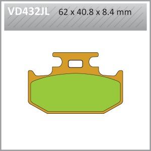 VES PADS-SIN VD432/2JL (FA152/2)