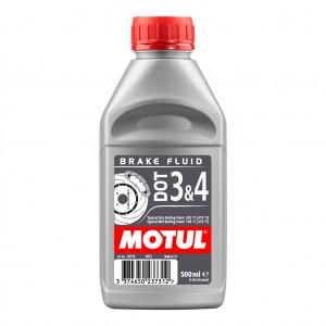 MOTUL DOT3/4 BRAKE FLUID X 500ML